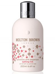 Molton Brown Pink Pepperpod bathing milk - Beauty Buy of the Day, Marie Claire
