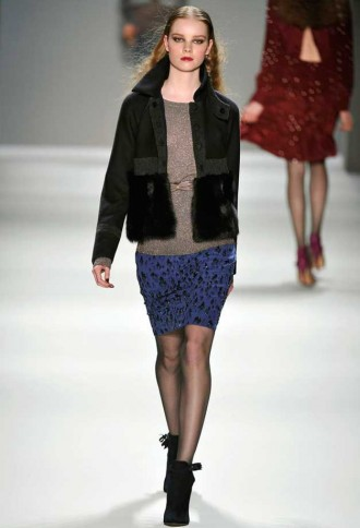 Rebecca Taylor Autumn Winter 2011