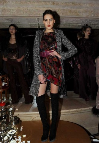 Alice & Olivia Autumn Winter 2011