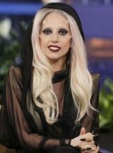 Lady Gaga on the Jay Leno show