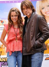 Miley and Billy Ray Cyrus - Miley Cyrus - Billy Ray Cyrus - Billy Ray Cyrus: Hannah Montana ?destroyed my family? - Billy Ray Cyrus GQ - Miley Cyrus Marie Claire - Marie Claire - Marie Claire UK