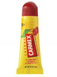 Carmex cherry lip balm - Beauty Buy of the Day, Marie Claire