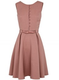 Warehouse button front 50s dress - Fashion Buy of the Day, Marie Claire