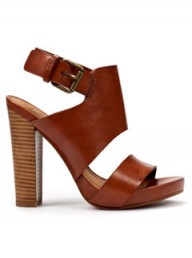 Zara wooden heel sandal - Fashion Buy of the Day, Marie Claire