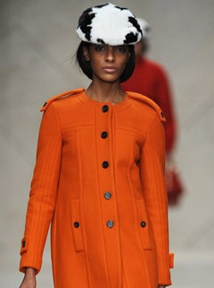 Burberry Prorsum Autumn Winter 2011