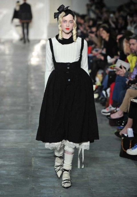 Meadham Kirchhoff Autumn Winter 2011