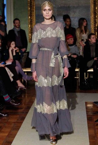 Luisa Beccaria Autumn Winter 2011