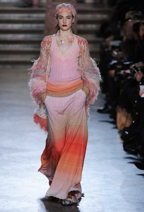 Missoni Autumn Winter 2011