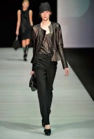 Emporio Armani Autumn Winter 2011
