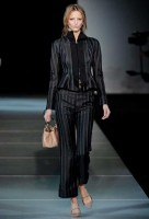 Giorgio Armani Autumn Winter 2011