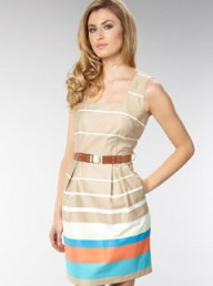 Dorothy Perkins stone stripe dress - Fashion Buy of the Day, Marie Claire