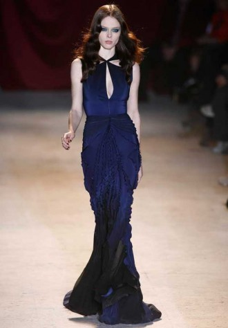 Zac Posen Autumn Winter 2011