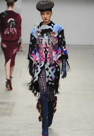 Manish Arora Autumn Winter 2011