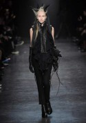 Ann Demeulemeester Autumn Winter 2011
