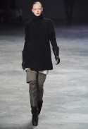 Rick Owens Autumn Winter 2011