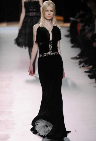 Nina Ricci Autumn Winter 2011