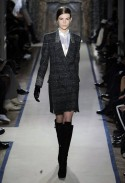 Yves Saint Laurent Autumn Winter 2011 Catwalk Photos