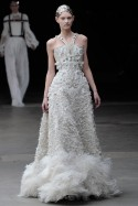 Alexander McQueen Autumn/Winter 2011 - Paris Fashion Week, Marie Claire