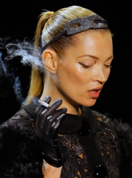 Kate Moss for Louis Vuitton autumn/winter 2011