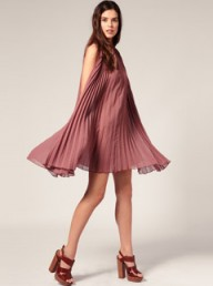 Vero Moda pleated 70s dress - Fashion Buy of the Day, Marie Claire
