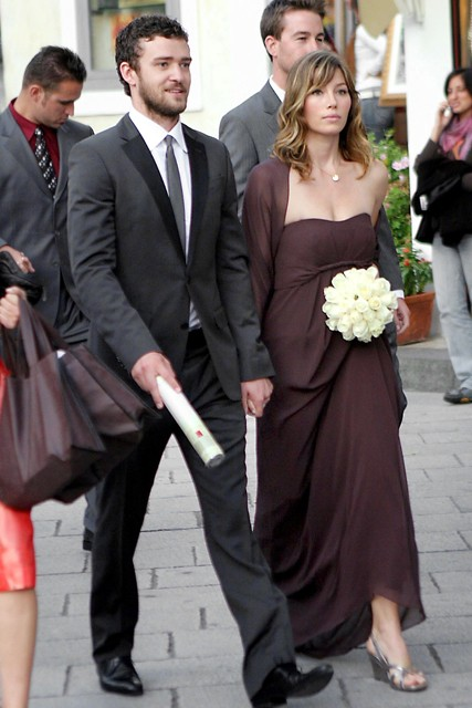 Jessica Biel and Justin Timberlake - relationship in pics