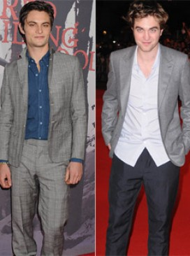 Robert Pattinson and Shiloh Fernandez - Shiloh Fernandez 'was favourite for Twilight' - Shiloh Fernandez almost tipped Robert Pattinson to Twilight - Robert Pattinson - Kristen Stewart - Shiloh Fernandez - Robert Pattinson Kristen Stewrat - Marie Claire -