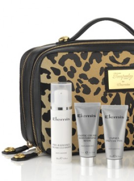 Alice Temperley Elemis Safari Traveller