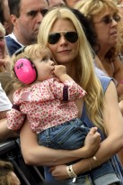 Apple Martin - Gwyneth Paltrow and Chris Martin - strangest celebrity baby names