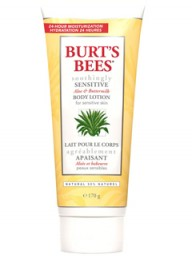 Burt's Bees Soothingly Sensitive Aloe & Buttermilk Lotion