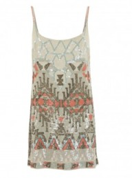 All Saints Aztec Dress