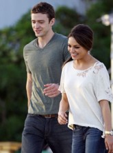 Mila Kunis Justin Timberlake - WATCH! Justin Timberlake and Mila Kunis? Friends With Benefits trailer - Friends With Benefits - Friends With Benefits Trailer - Mila Kunis - Justin Timberlake - Marie Claire - Marie Clarie UK