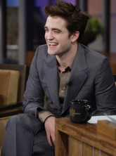 Robert Pattinson - Robert Pattinson On ?Hot? Co-Stars filming steamy Breaking Dawn scenes - Robert Pattinson Jay Leno - Jay Leno - Kristen Steawart - Reese Witherspoon - Water For Elephants - Breaking Dawn - Marie Claire - Marie Claire UK