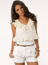 Lipsy ruffle top - Fashion Buy of the Day, Marie Claire