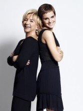 Emma Watson and Alberta Ferretti