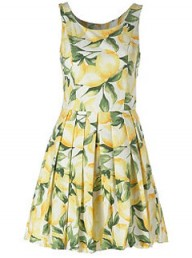 New Look lemon print prom dress - Fashion Buy of the Day, Marie Claire