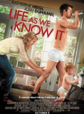 Life as We Know It - Katherine Heigl, Josh Duhamel, win, copy,DVD, give away, competition, Twitter, movie, film, new, Marie Claire