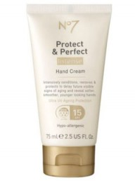 No7 Protect and Perfect Intense Day hand cream - Beauty Buy of the Day, Marie Claire