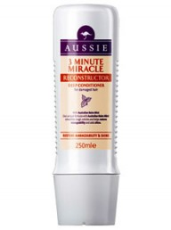 Aussie 3 Minute Miracle Reconstructor deep conditioner - Beauty buy of the day, Marie Claire
