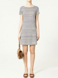 Zara striped dress - Fashion buy of the day, Marie Claire