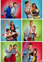 Glee Season 2 - Glee Season 2 Pictures - Glee - Lea Michele - Matthew Morrison - Marie CLaire - Maire Claire UK