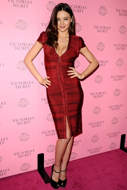 Miranda Kerr at the Victoria's Secret SWIM Collection Party