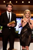 Robert Pattinson and Reese Witherspoon at the Country Music Awards 2011