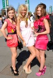 Ladies Day at Aintree Races Photos