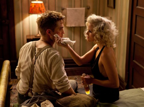 Water For Elephants - Water For Elephants Movie Photos - Robert Pattinson - Reese Witherspoon - Water For Elephants Trailer - Marie Claire - Marie Clarie UK