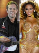 Chris Martin and Beyonce - Glastonbury 2011 Line-up announced - Glastonbury lineup - Marie Claire - Marie Claire UK
