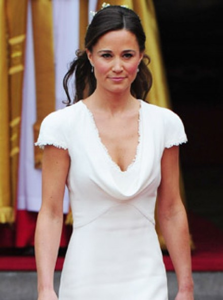 Pippa Middleton - Pippa Middleton's Royal Wedding Date revealed! - Pippa Middleton's Royal Wedding Date - Pippa Middleton dress - Pippa Middleton Royal Wedding - Royal Wedding - Kate Middleton - Marie Claire - Marie Clarie UK