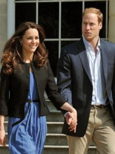 Kate Middleton Prince William Honeymoon