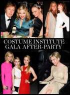 Costume Institute gala party photos