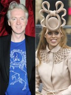 Princess Beatrice Philip Treacy - Philip Treacy defends Princess Beatrice's Royal Wedding hat - Philip Treacy - Princess Beatrice - Princess Beatrice wedding hat - Royal Wedding - Marie Claie - Marie Claire UK