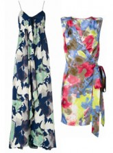 Banana Republic signature summer dress collection